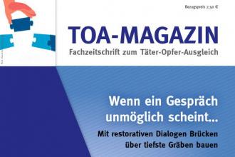 TOA-Magazin Cover Ausgabe 1/2021
